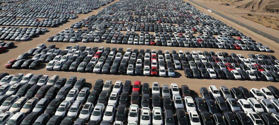 Volkswagens skandale-biler