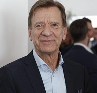 LETTER PÅ SLØRET: Administrerende direktør Håkan Samuelsson i Volvo. Foto: Øystein B. Fossum