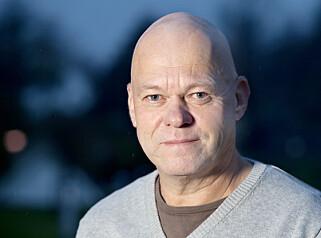 REAGERER: Bård Morten Johansen hos Trygg Trafikk. Foto: Trygg Trafikk