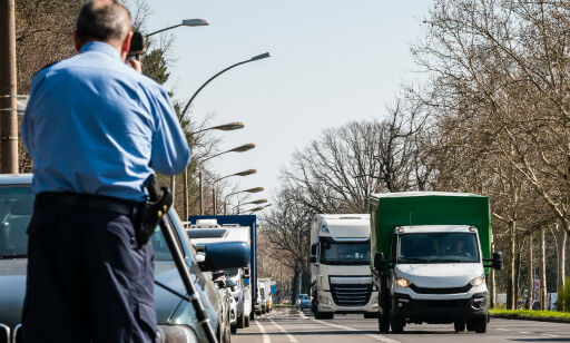 image: Store forskjeller på fartsbøter i Europa