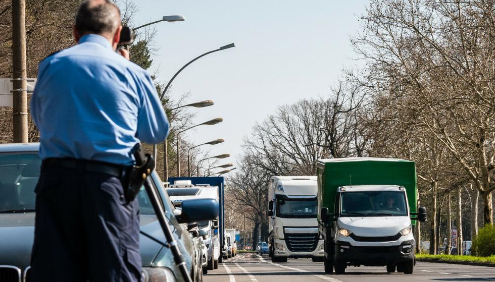 Så mye koster fartsbota i Europa
