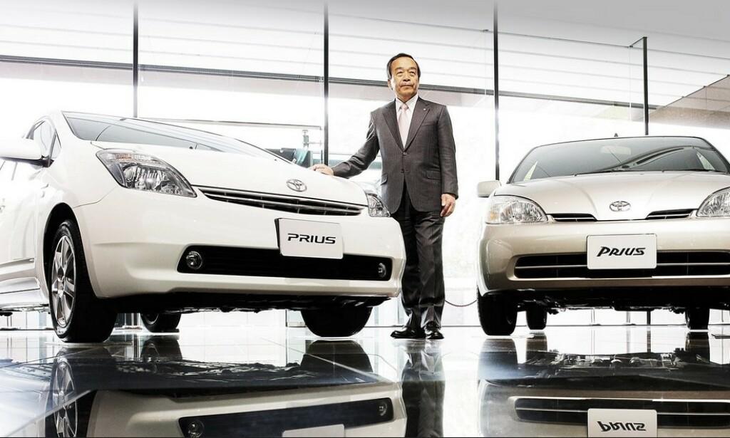 Takeshi Uchiyamada. Foto: Toyota