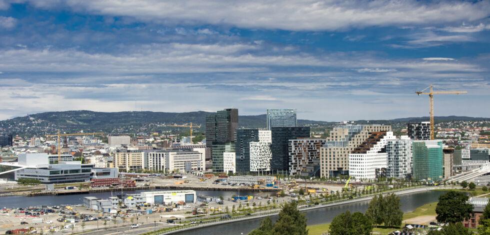 image: Her er kvadratmeterprisen høyest og lavest i Europa