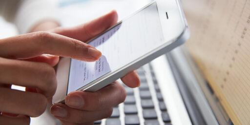 image: Politiet advarer mot ny svindel-SMS