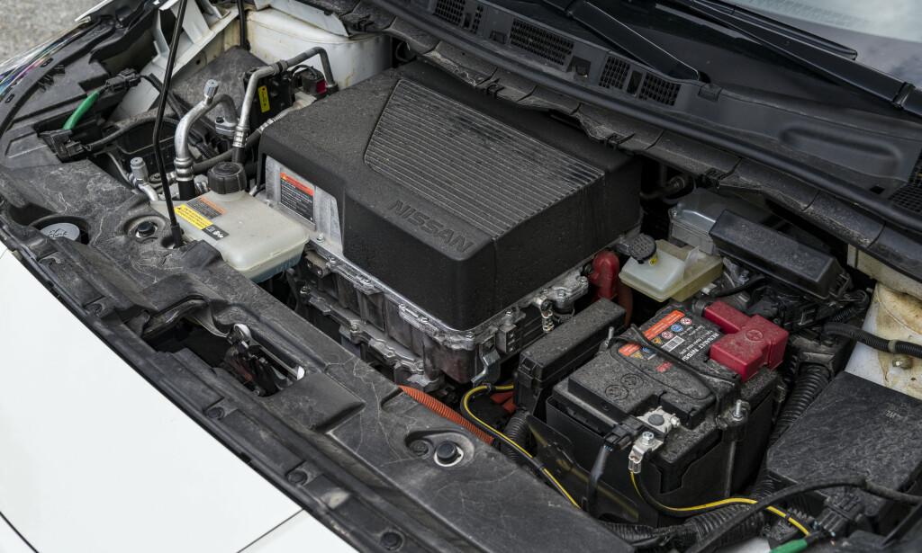 EL-MOTOR: Fordelen med å bruke plast i en el-motor vil være vektbesparelse. Foto: Jamieson Pothecary.