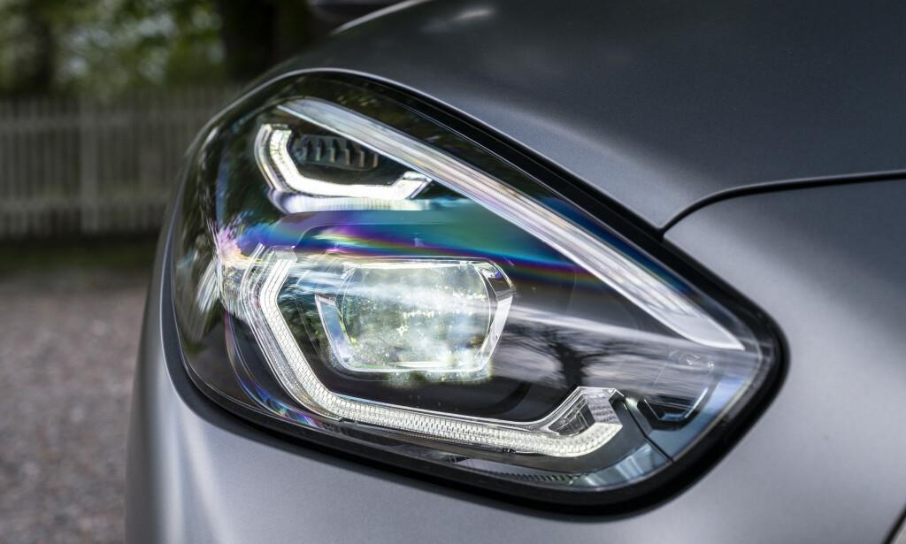 EKSTRA: LED og fjernlysassistent koster fortsatt mer. Foto: Jamieson Pothecary