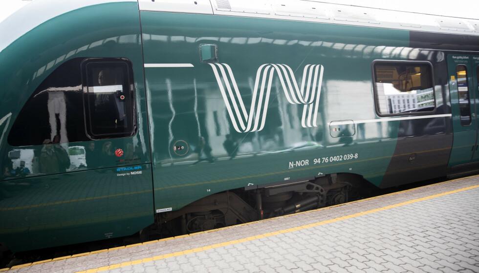 SVÆRT FÅ KLAGER: Det er kun 6 prosent som er klar over hvilke rettigheter de har dersom toget er forsinket, viser ny undersøkelse. Foto: NTB Shutterstock