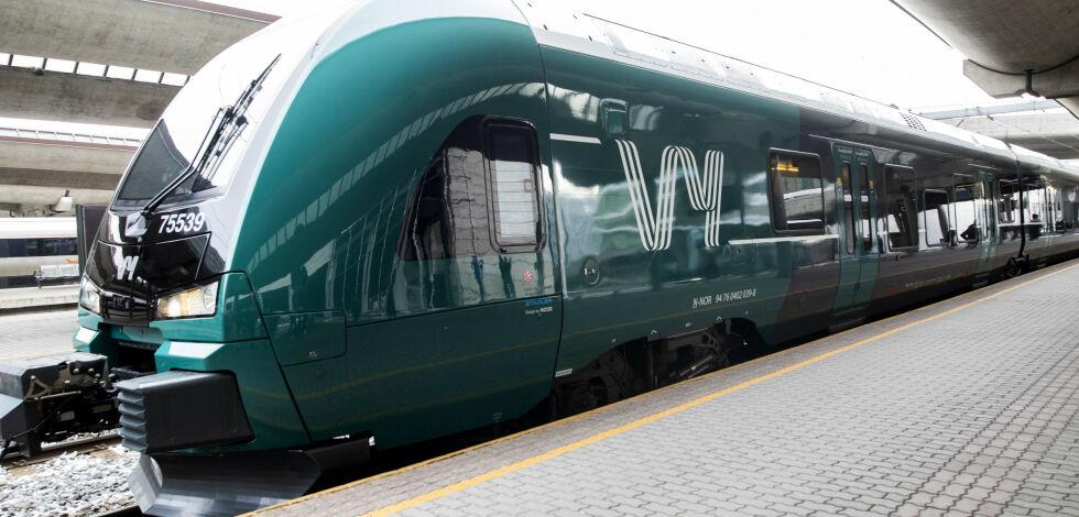 image: Dette har du krav på når toget er forsinket