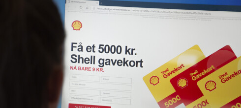 Nei, du får ikke Shell-gavekort på 5000 kroner