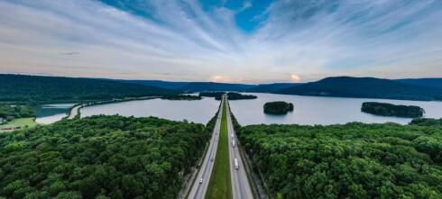 Alt klart for motorvei til Kina
