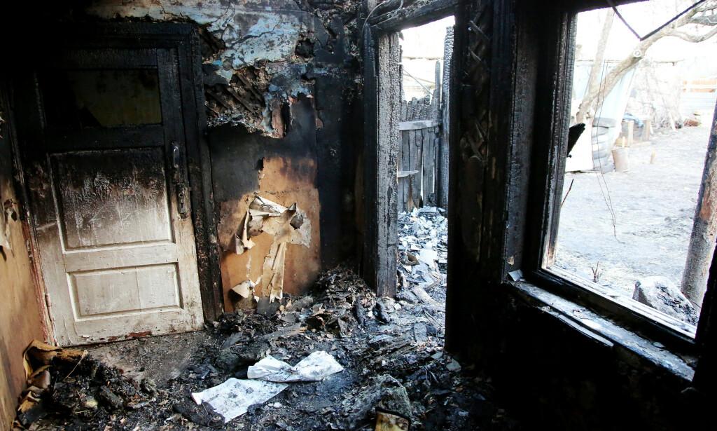 BRANNFARE: Dersom utleieboligen ikke oppfyller kravene til rømningsveier, kan leieboeren i verste fall brenne inne. Derfor er det både i utleier og leietakers interesse å sjekke om boligen er godkjent for utleie. Illustrasjonsfoto: Shutterstock/NTB Scanpix.