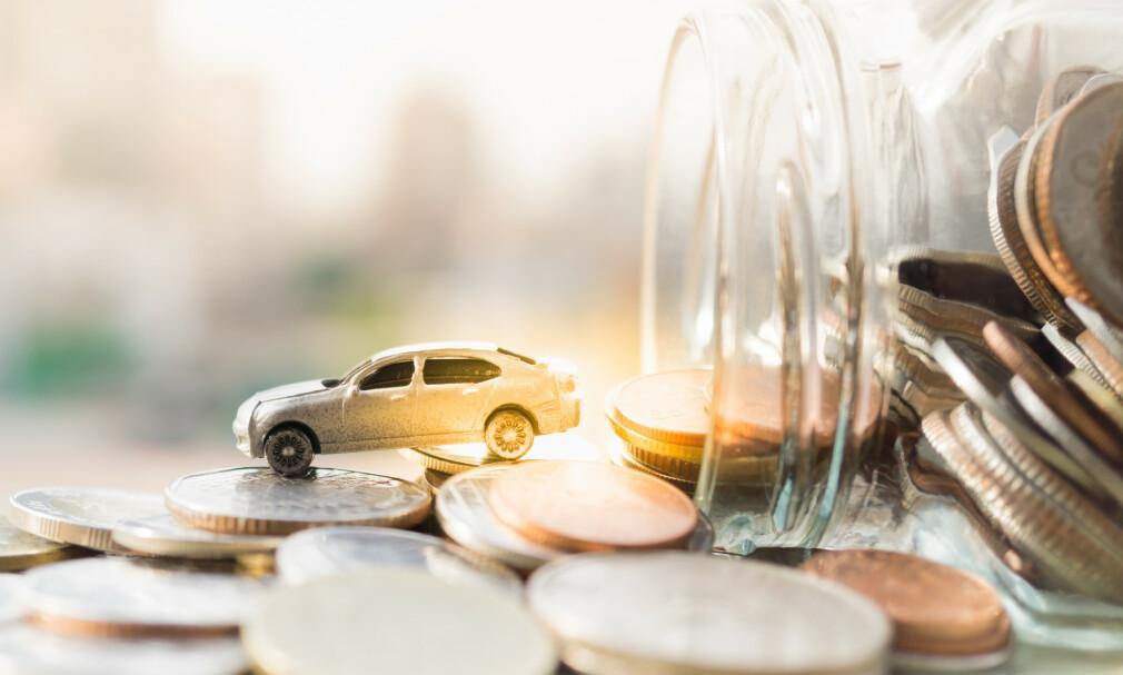 PENGE-GALOPP: Bilindustrien er i ferd med å gjennomføre store omstillinger. Det merkes på resultatene... Foto: NTB SCANPIX
