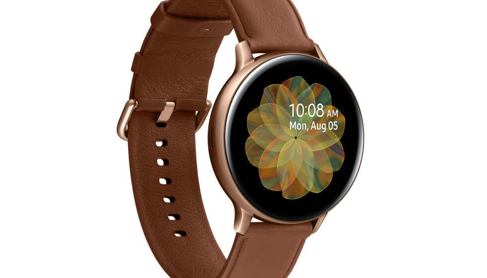 Samsung Galaxy Watch Active 2 blir tilgjengelig flere varianter. Foto: Samsung