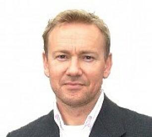 <strong>ØNSKER ØKT KONTROLL:</strong> Daglig leder av Trafikksikkerhetsforeningen, Geirr Tangstad-Holdal ønsker økt kontroll og mer fokus på straffen ved bruk av mobiltelefon under kjøring. Foto: Trafikksikkerhetsforeningen.