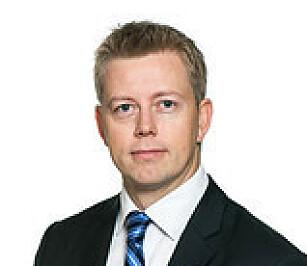 LITE HENSIKTSMESSIG: Statssekretær Tommy Skjervold mener Gjensidiges løsning fremstår som lite hensiktsmessig. Foto: Olav Heggø/Regjeringen
