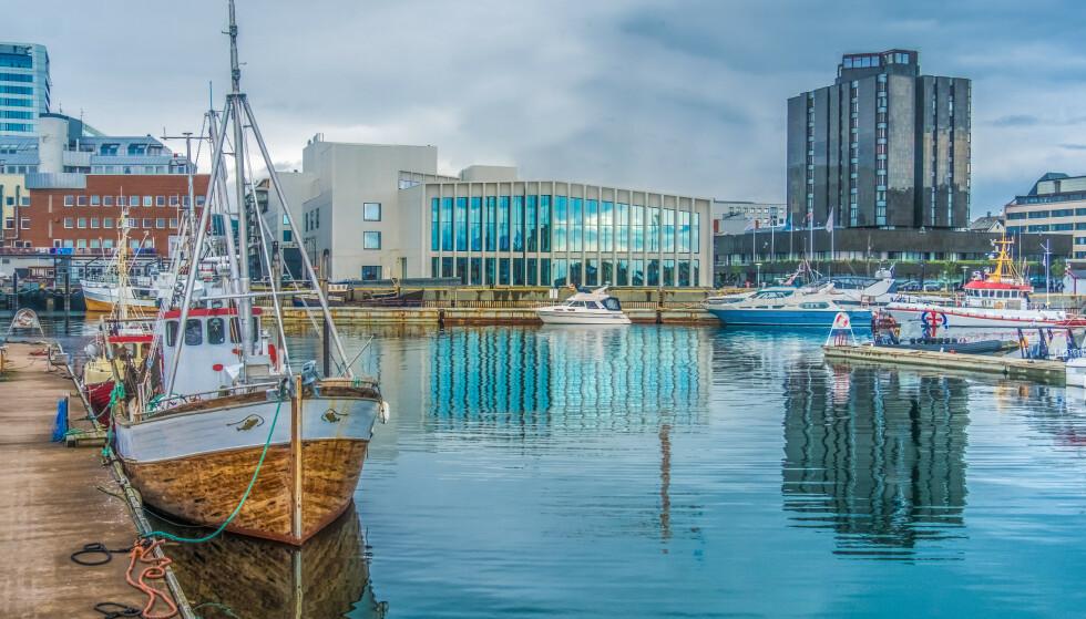 STERK VEKST: Bodø hadde den sterkeste 12-måneders veksten i landet, ifølge juli-tallene til Eiendom Norge. Foto: Shutterstock/NTB Scanpix.