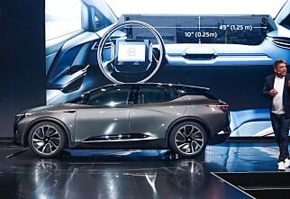 Seks elektriske Kina-biler på vei til Norge