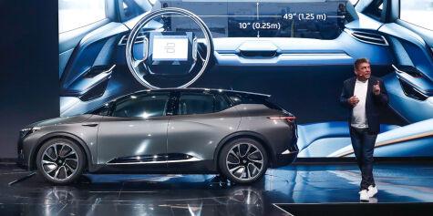 image: Seks elektriske Kina-biler på vei til Norge
