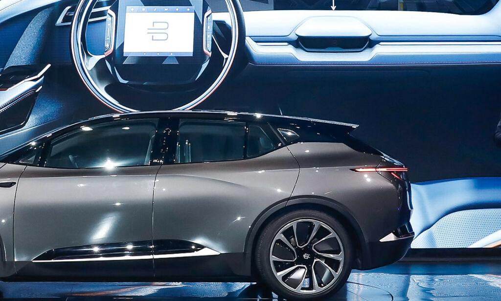 image: Seks elektriske Kina-biler til Norge