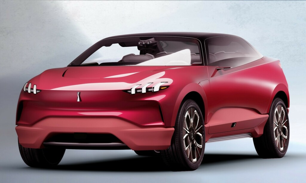 Chery Exceed