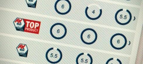 Gratis datasikkerhet får toppkarakter