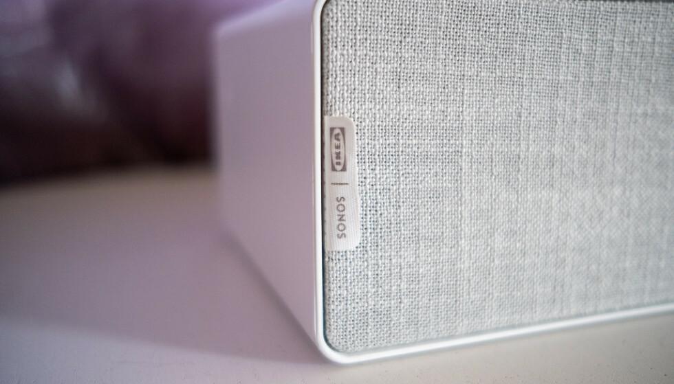 Test: Strålende fra Ikea + Sonos
