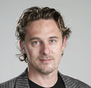 I BYTTE-MODUS: Motor-redaktør i Aller Media, Espen Stensrud