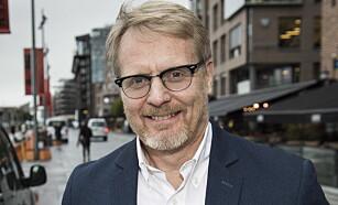 BIL-ANALYSE: Kantars senioranalytiker, Anders G. Hovde. Foto: Lars Eivind Bones