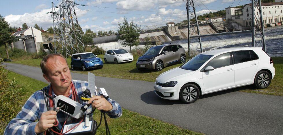 image: Derfor velger vi elbil - egentlig ...