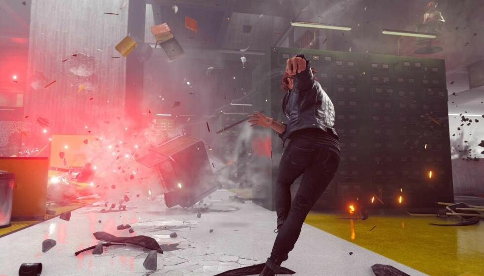 Finske Remedy står bak «Control» som kommer i august. Foto: 505 Games