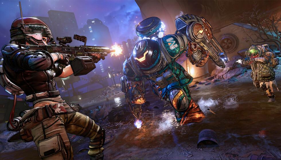 Borderlands 3 er et av høstens mest etterlengtede spill. Foto: 2K Games