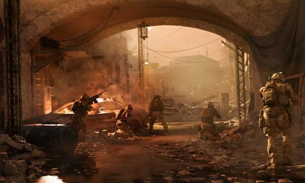 Tilbake til røttene? Vi har store forventninger til «Call of Duty: Modern Warfare». Foto: Activision