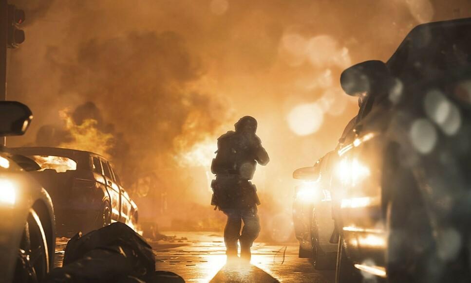 SPILLHØSTEN 2019: I oktober er det duket for et nytt «Call of Duty: Modern Warfare». Vi må innrømme at vi gleder oss. Foto. Activision