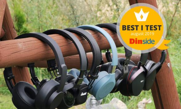 TEST: De beste billige hodetelefonene