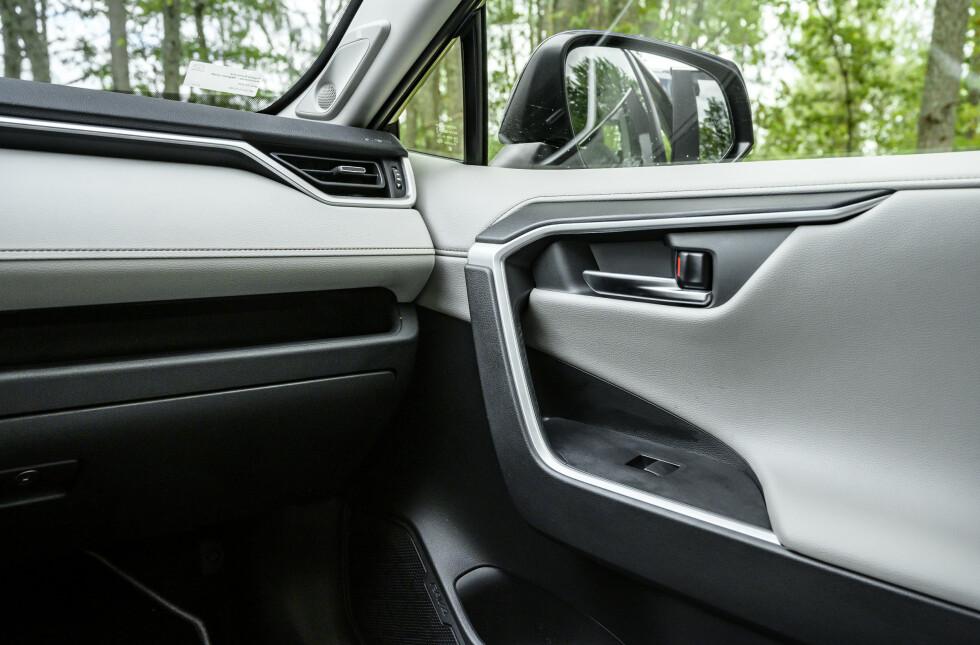 VINKLER: Toyota har ikke vært redde for å komme med egen design de siste åra. Det er bra noen skiller seg ut. Foto: Jamieson Pothecary