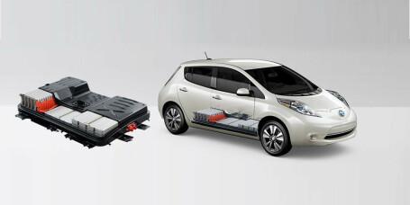 Elbil-batteriene kan vare i 22 år