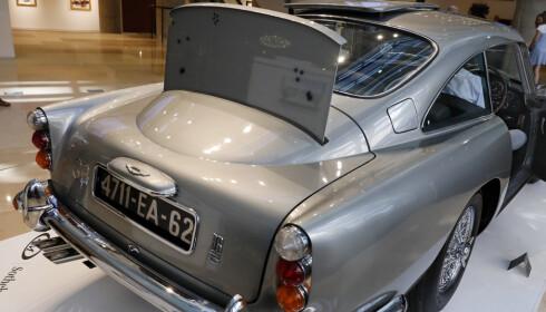 James Bond-bilen fra «Thunderball». Foto: Richard Drew/AP