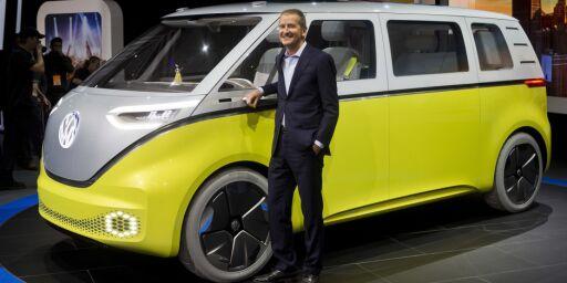 image: - Møller vil bare ha nullutslippsbiler i 2025