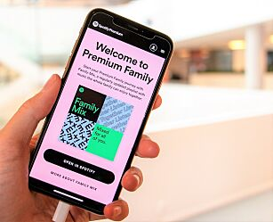 image: Spotify får «bannefilter»
