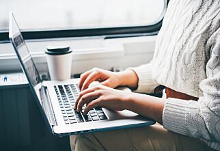 Lover raskere nett for togreisende