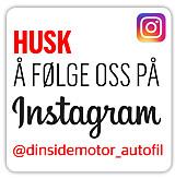 Dinsidemotor og Autofil har Instagram-profil sammen. Sjekk den ut!