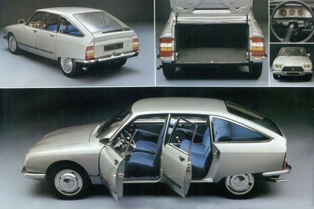 <strong>TYPISK:</strong> Strømlinjet og upyntet særpreg med store vinduer. Foto: Citroën