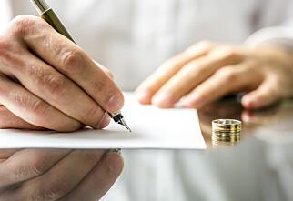 Skilsmisse steg for steg