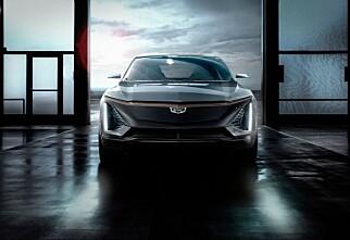 Cadillac medTesla-rival i 2022