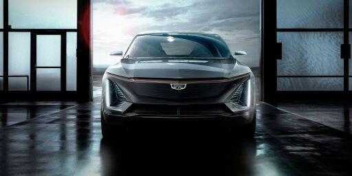image: Cadillac medTesla-rival i 2022