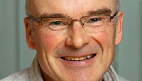 Fred Ivar Aasand, rådgiver i Norsk Vann. Foto: Norsk Vann
