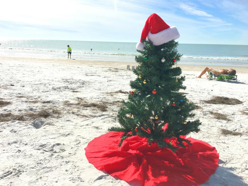 MAKS JULEFERIEN: Med smart planlegging av juleferien kan du få 12 eller 16 dagers sammenhengende fri kun ved å bruke tre-seks feriedager. Foto: Kristin Sørdal