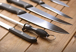 Best i test av kniver