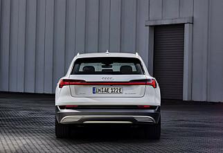 Så mye vil Audis nye elbil koste