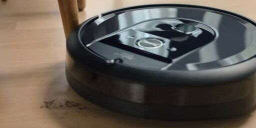 image: Testrapport: iRobot Roomba i7 Plus